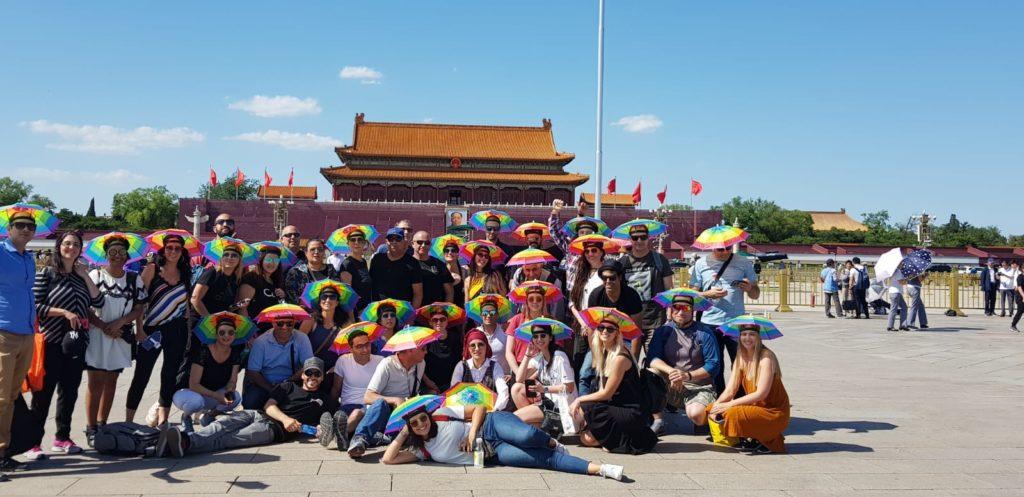 סיור לימודים בסין